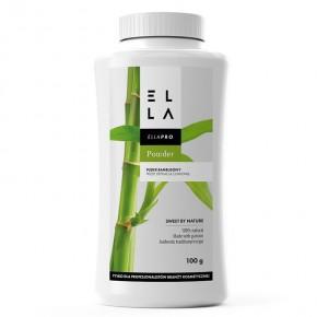 Bambuko pudra prieš depiliaciją ELLA 100g