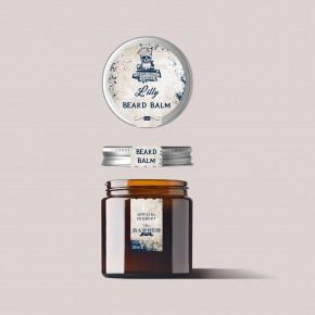 The Inglorious Mariner Lilly balzamas barzdai, 100 ml
