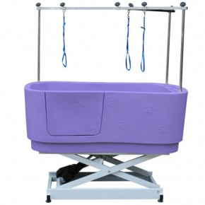 Elektrinė vonia gyvūnams Blovi, Purple