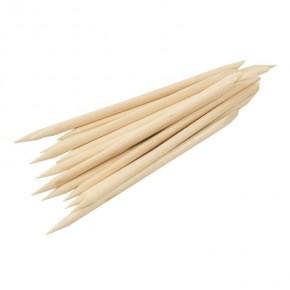 Medinės manikūro lazdelės 9,5 cm, 100 vnt