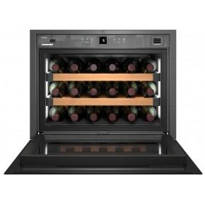 LIEBHERR WKEgw 582 įmontuojamas šaldytuvas vynui
