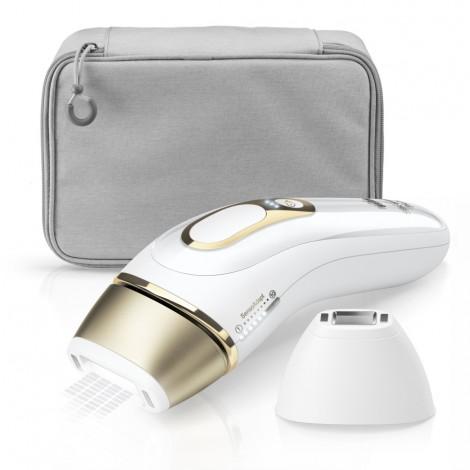 Braun PL5117 fotoepiliatorius (Silk-Expert Pro 5 PL 5117) – naujausios kartos, naujas modelis, 3 priedai !