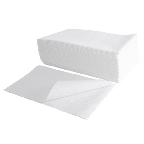 Vienkartiniai rankšluosčiai Basic 100 vnt, 70x40 cm