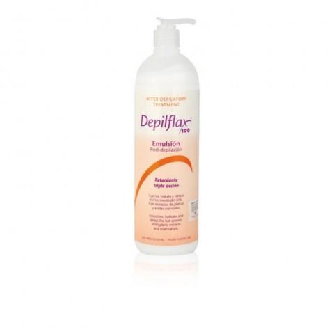 Emulsija po depiliacijos Depilflax, 500 ml