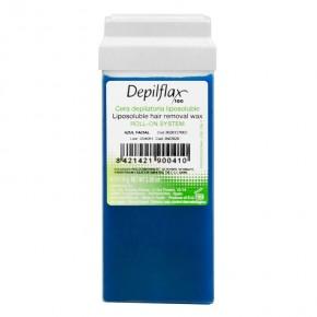 Vaškas kasetėje Depilflax su azulenu, 110 ml