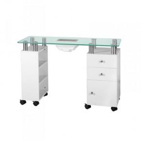 Manikiūro stalas su dulkiu surinkėju 013B