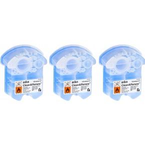 Braun CCR3 kasetė barzdaskučių valymui (CCR 3 kartridžas)