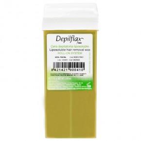 Vaškas kasetėje natūralus Depilflax, 110 g