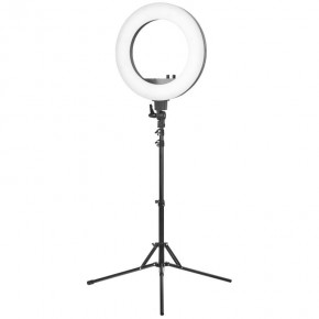 "Vizažo lempa Ring Light Led 18"", 48W"