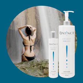Dxtinct Velvet Hydra šampūnas, 5000 ml