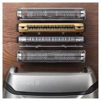 Braun 9365CC barzdaskutė (Wet and Dry Series 9) su valymo ir įkrovimo stotele + kelioninis dėklas - Naujas modelis !