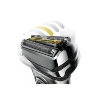 Braun 9330s barzdaskutė (Wet and Dry Series 9) su įkrovimo stoveliu + kelioninis dėklas - Naujas modelis !