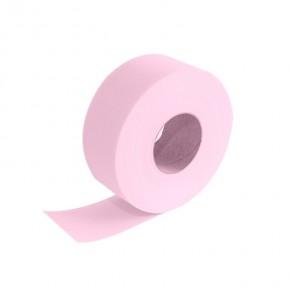 Neaustinės medžiagos audinys depiliacijai rulone, rožinis
