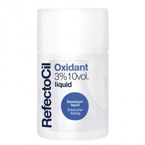 RefectoCil Oxidant Liquid, 3%,oksidacinis skystis blakstienų ir antakių dažams