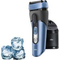 Braun CT4CC barzdaskutė (Wet and Dry Series 3 CoolTec CT 4CC) - su šaldymo technologija, bei valymo ir įkrovimo stotele  !